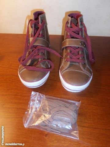 Chaussures montantes 25 Tours (37)