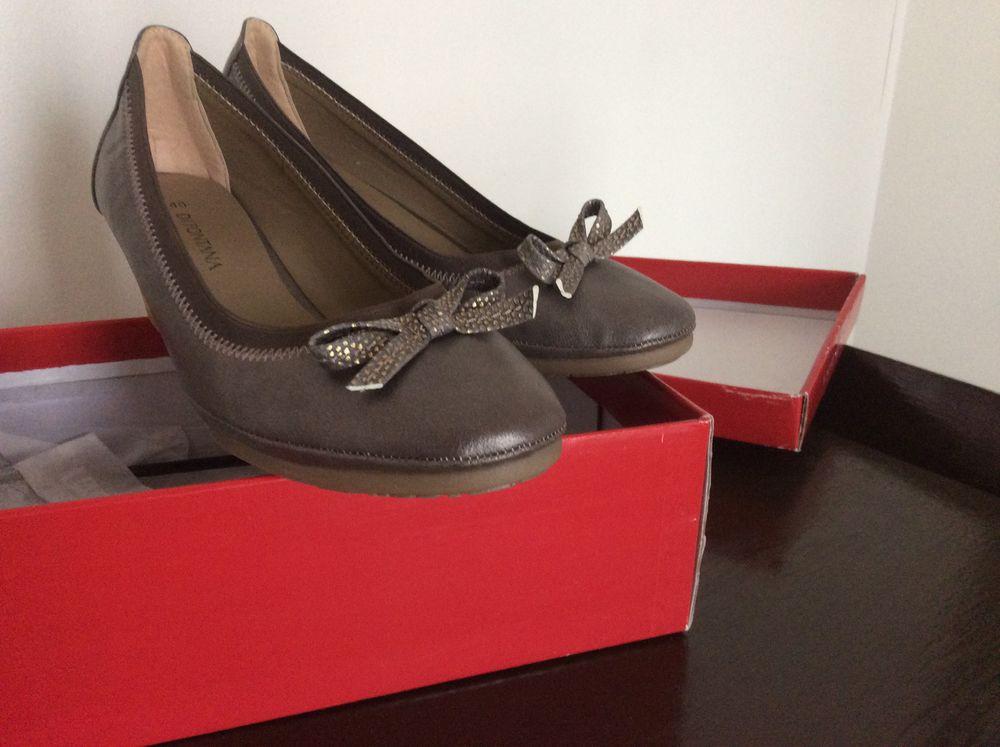 Chaussures neuves talons compenses 20 Plancoët (22)