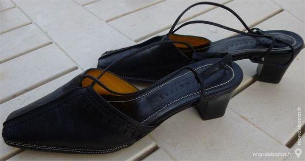 chaussures noire escarpin 80 Chalon-sur-Saône (71)