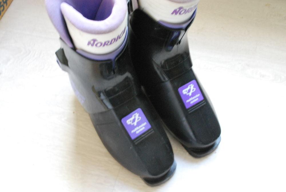 Chaussures ski NORDICA  N707 pointure 40/42 . 30 La Teste-de-Buch (33)