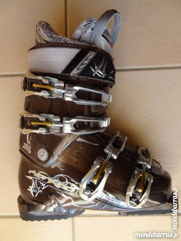Chaussures ski Nordica HOT ROD 100. 110 Varambon (01)