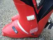 Chaussures + paire de SKI 50 Firminy (42)