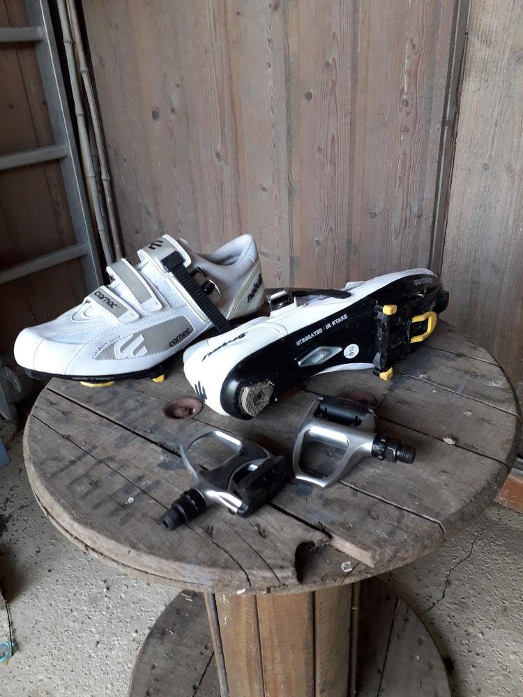 Chaussures et pedales 60 Gennes-sur-Glaize (53)