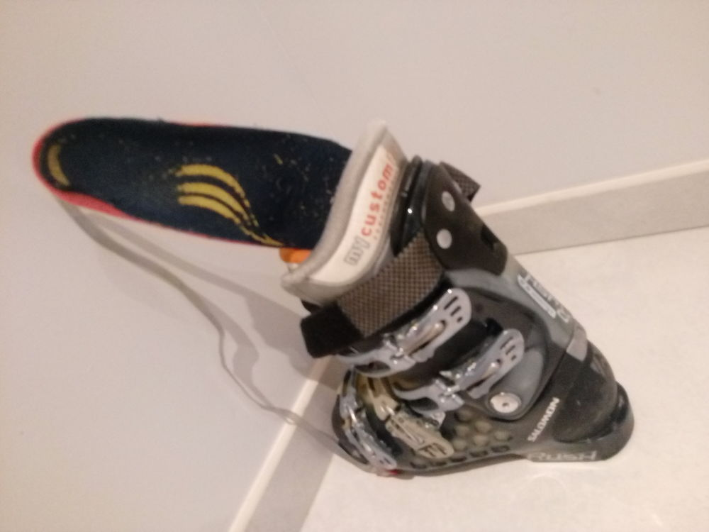 Chaussures de ski de piste, avec chauffage  100 Annecy (74)