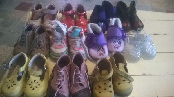 chaussures pointure 20 30 Roumégoux (81)