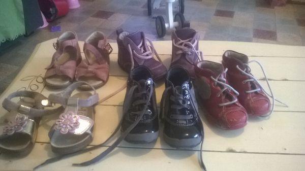chaussures pointure 21 15 Roumégoux (81)