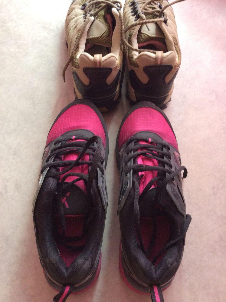 chaussures de randonnée  20 Héricourt (70)