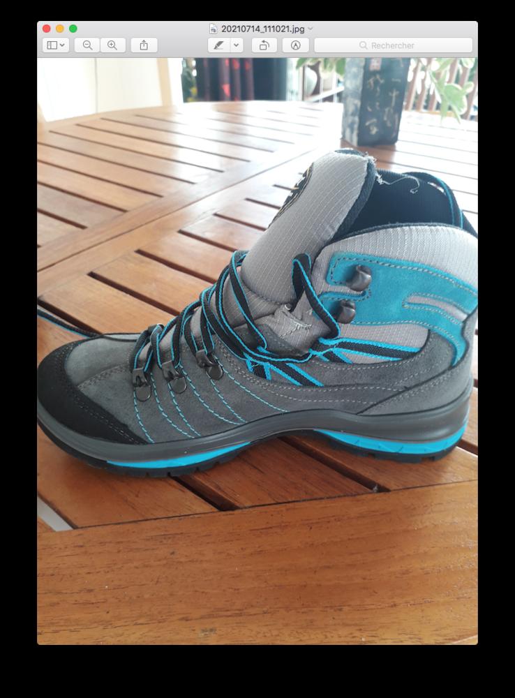 chaussures de randonnée 60 Saint-Nazaire (44)