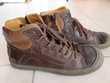 chaussures Romagnoli enfant taille 38 marron