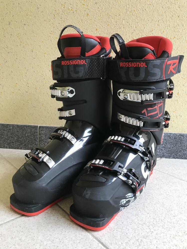 Chaussures de Ski Rossignol Alias 120 Sensor Black Red 90 Landreville (10)