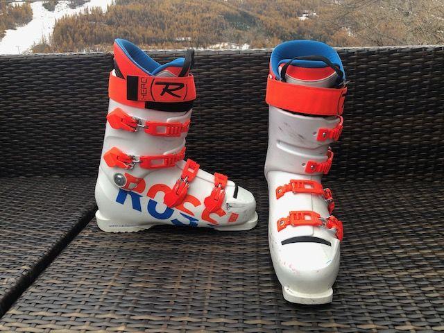 chaussures de ski Rossignol worldcup 110 taille 29,5 130 Saint-Chaffrey (05)