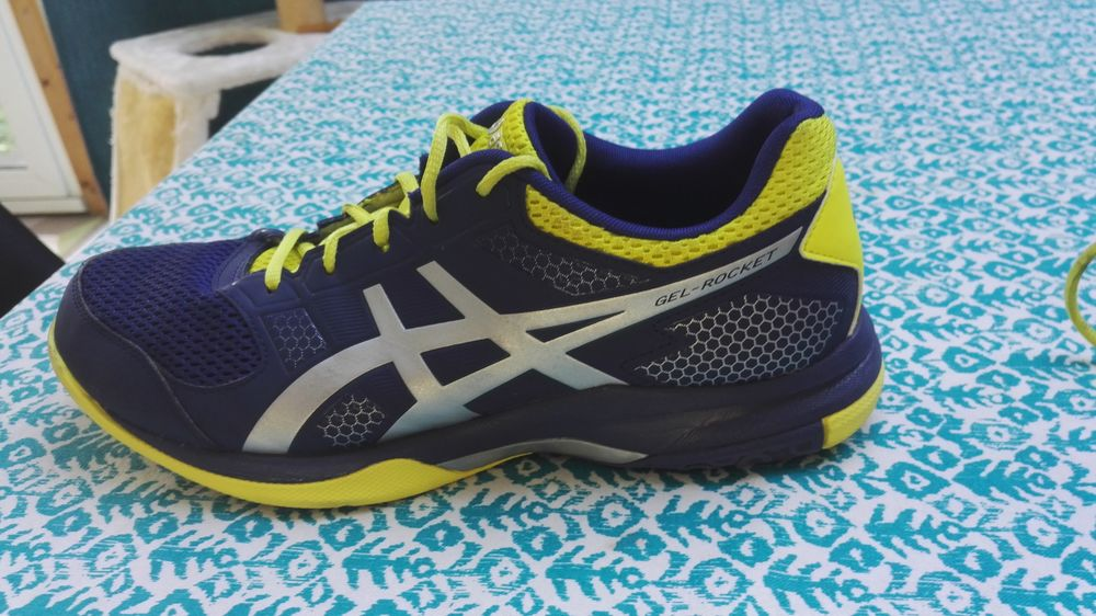 asics chaussures salle