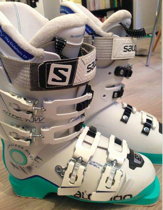 Chaussures Ski Salomon X MAX 90 W comme neuves 2017 0 Paris 11 (75)