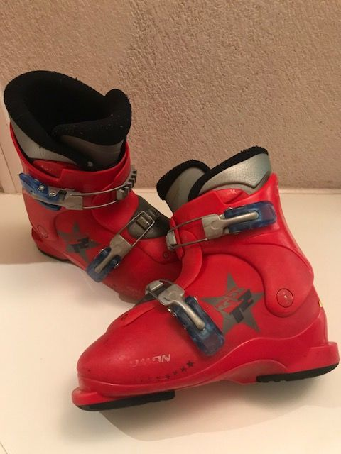 Chaussures de ski SALOMON Junior 10 Saint-Genis-Laval (69)