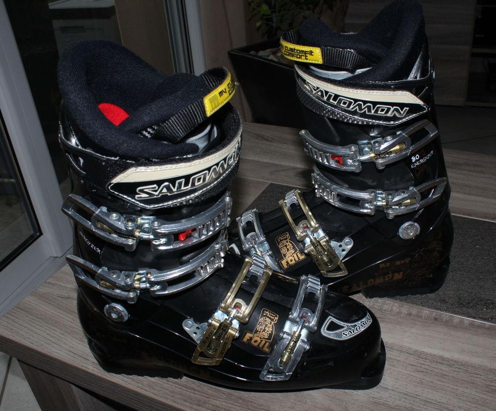 Occasion Axipuq1ww Ski Et Achat Vente Salomon Chaussures De Annonces aC5wqn67