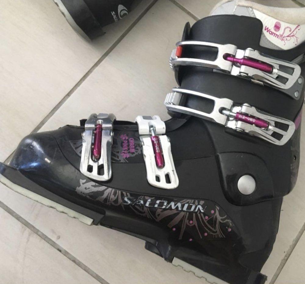 Chaussures de ski Salomon F. (t.41) 88 Montpellier (34)