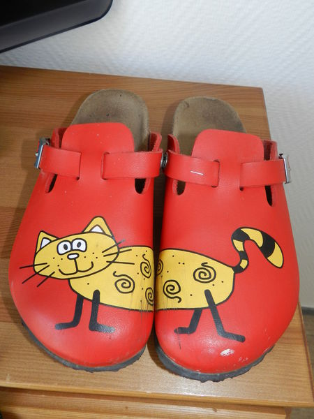CHAUSSURES 34 SANDALES BIRKI S Chaussures 9d3e6f58bc7