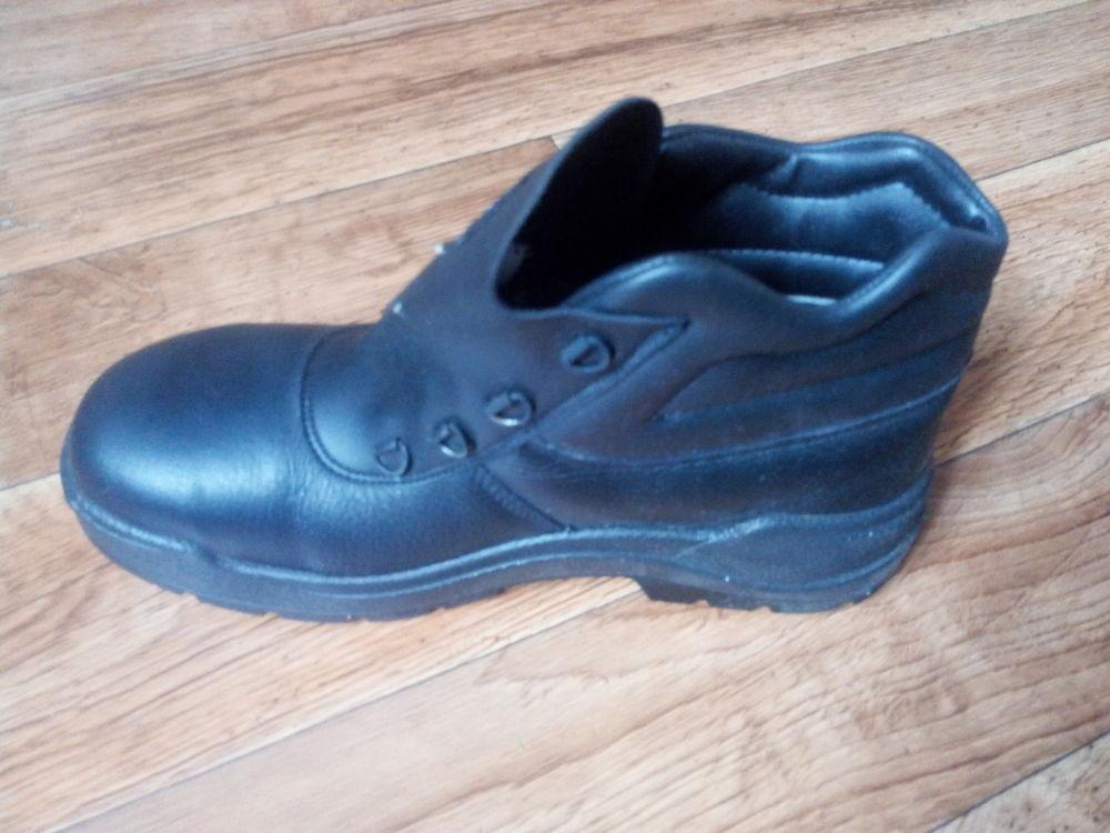 chaussures de sécurité homme 10 Cuinchy (62)