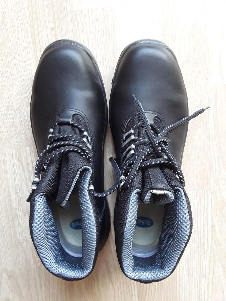 Chaussures de sécurité Jallatte 55 Nemours (77)