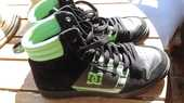 Chaussures dc shoes w7 pointure 38 5 Marseille 9 (13)