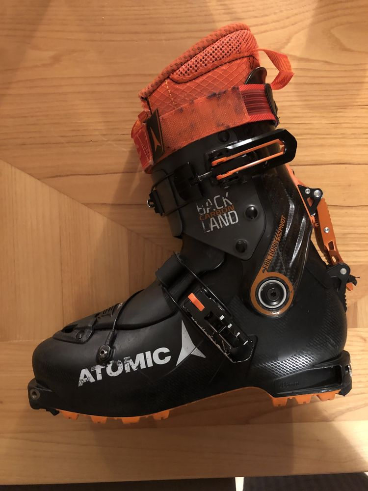 Chaussures Skis de Rando ATOMIC Backland 2018 - 2019 250 Megève (74)