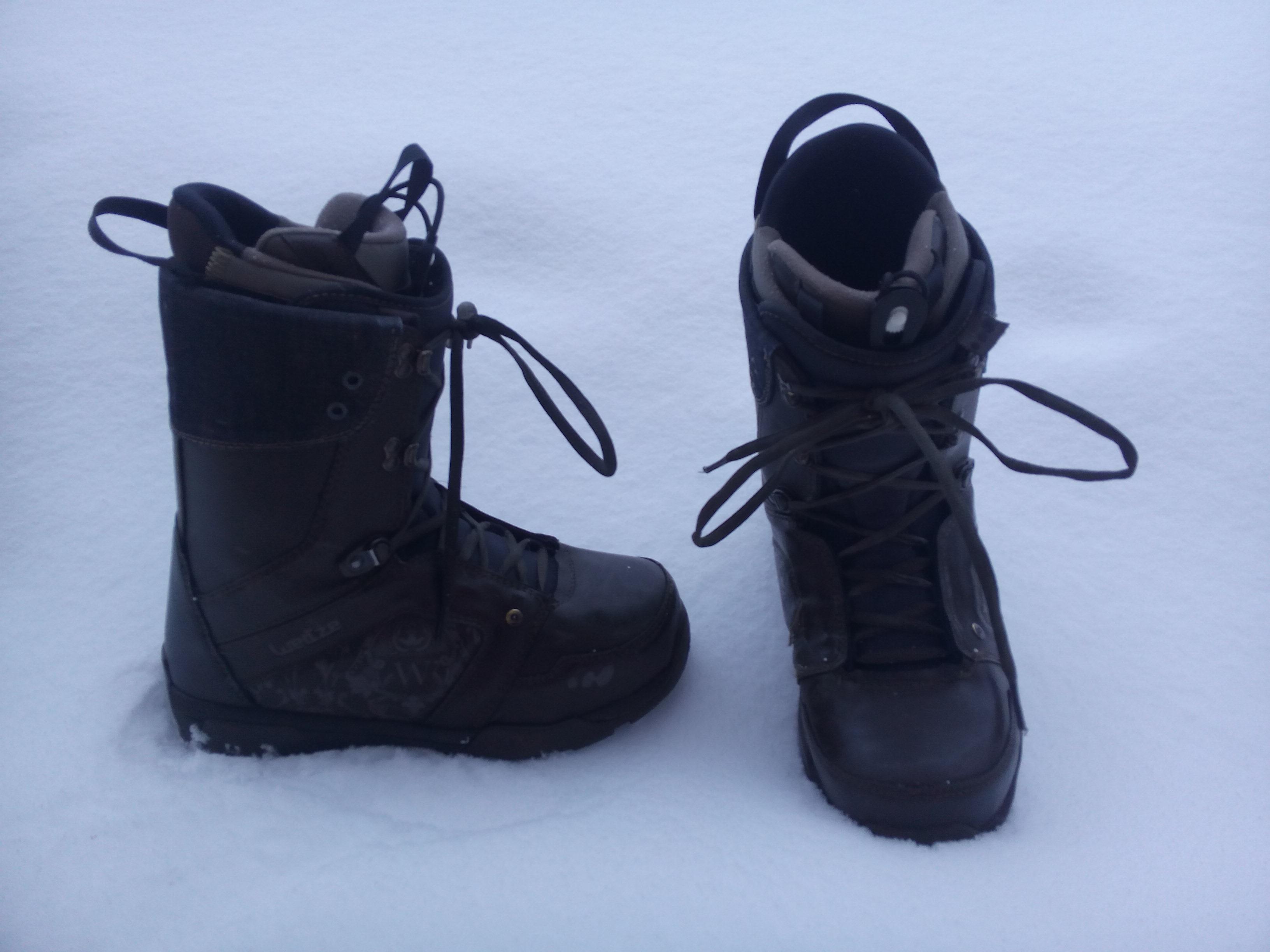 Chaussures snowboard pointure 41 50 Saint-Nizier-du-Moucherotte (38)