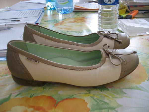 Chaussures style ballerines Méphisto en cuir 15 Lens (62)