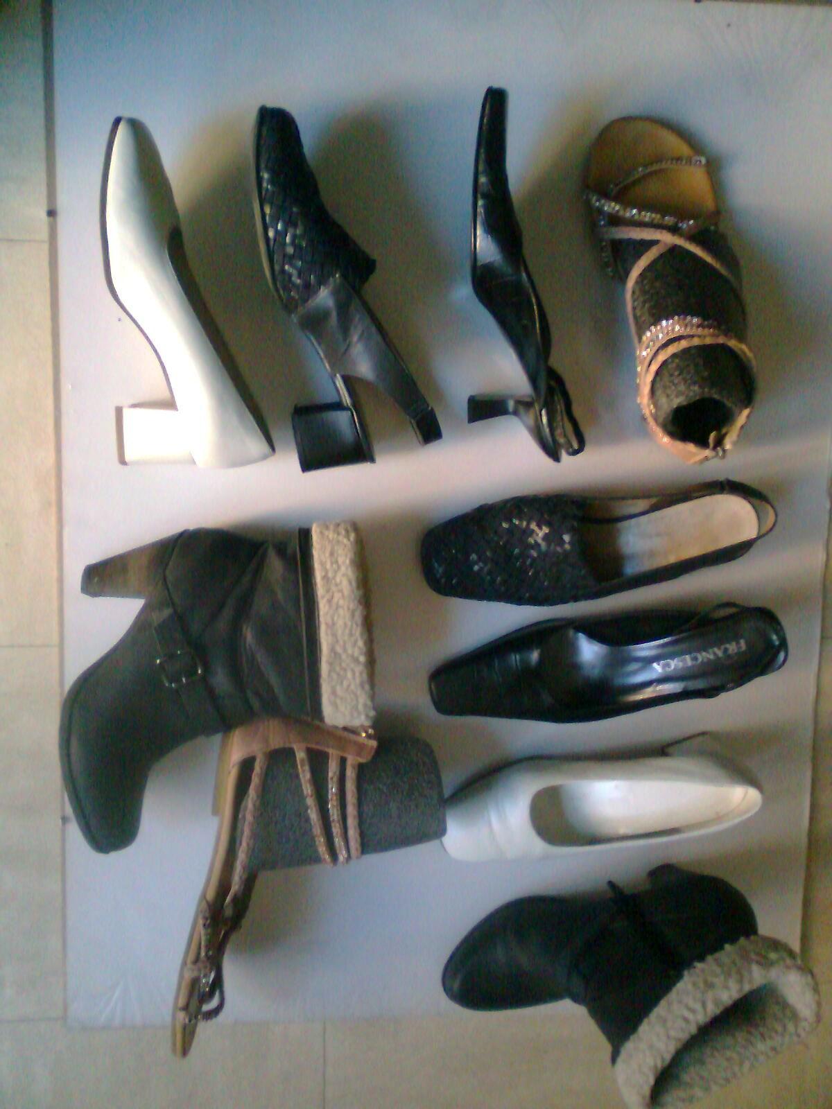 chaussures à talons, bottines - 37-38-39- zoe 4 Martigues (13)