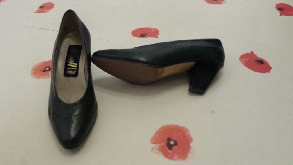 chaussures talons hauteur 5 cm 20 Noyon (60)