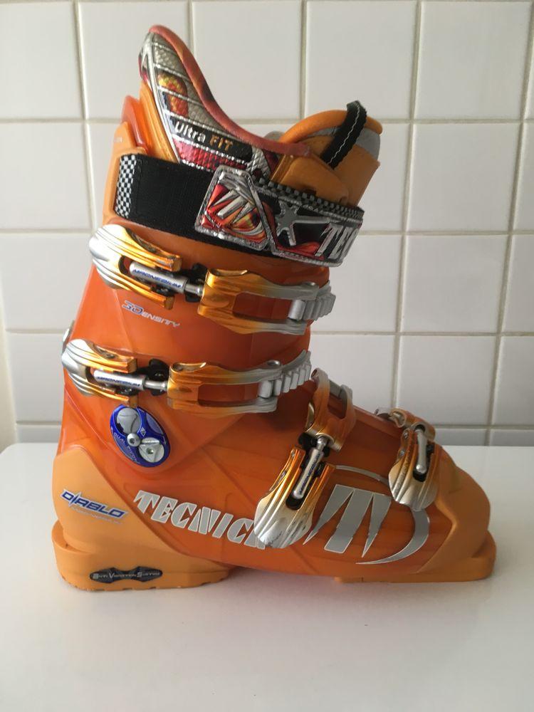 Chaussures de Ski Tecnica Pointure 42 110 Villeneuve-la-Garenne (92)