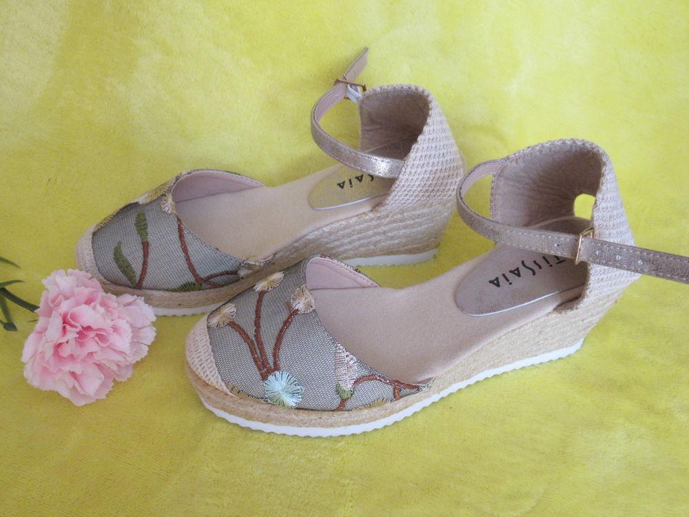 Chaussures en toile - Tissaia - Taille 36 6 Livry-Gargan (93)