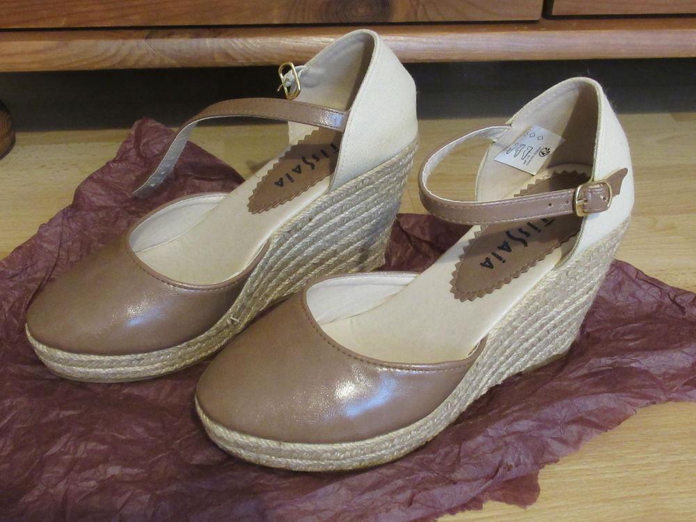 Chaussures en toile - Tissaia - Taille 37 6 Livry-Gargan (93)