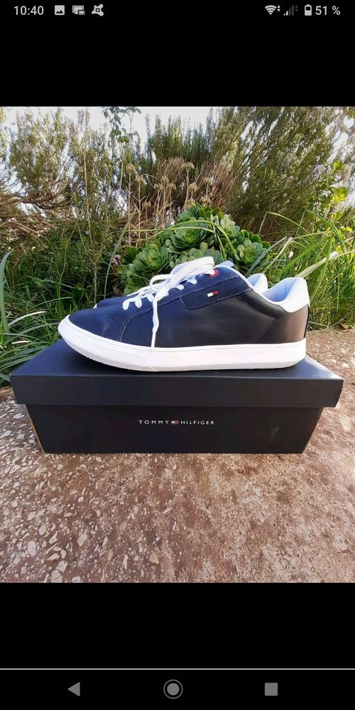 Chaussures tommy hilfiger 75 Carnoules (83)