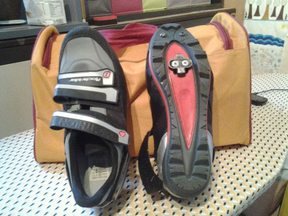 Chaussures velo auto bloquantes 20 Pessac (33)
