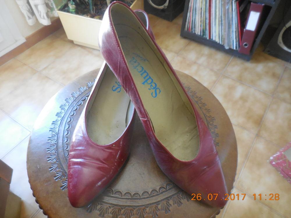 chaussures vernies 4 Sète (34)