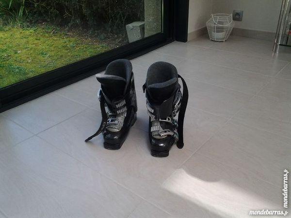 Chaussures de ski 35 Ballon (17)