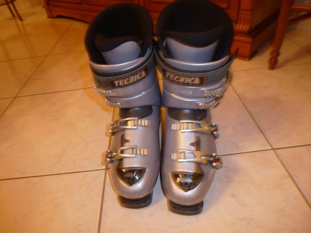 Chaussures de ski 40 Tresses (33)