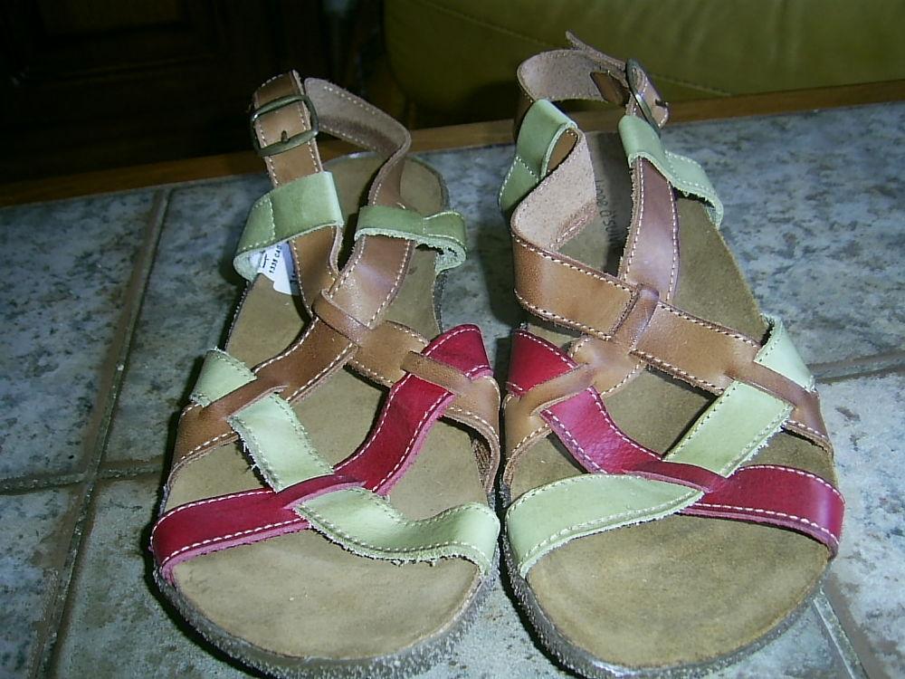 Chaussures été 15 Sin-le-Noble (59)