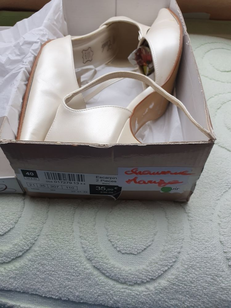 chaussures 25 Tourcoing (59)