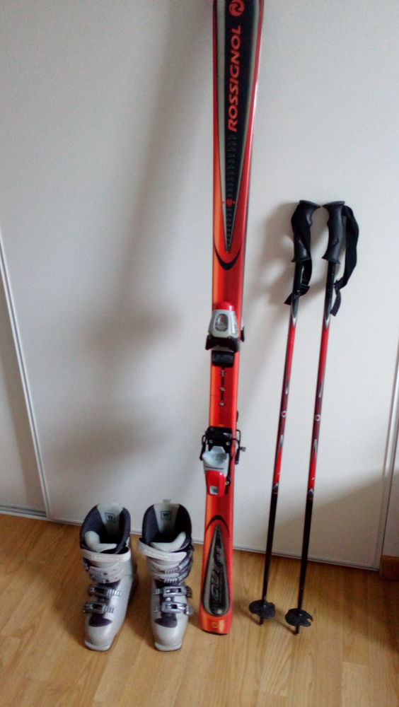 ski et chaussures 75 Bourthes (62)