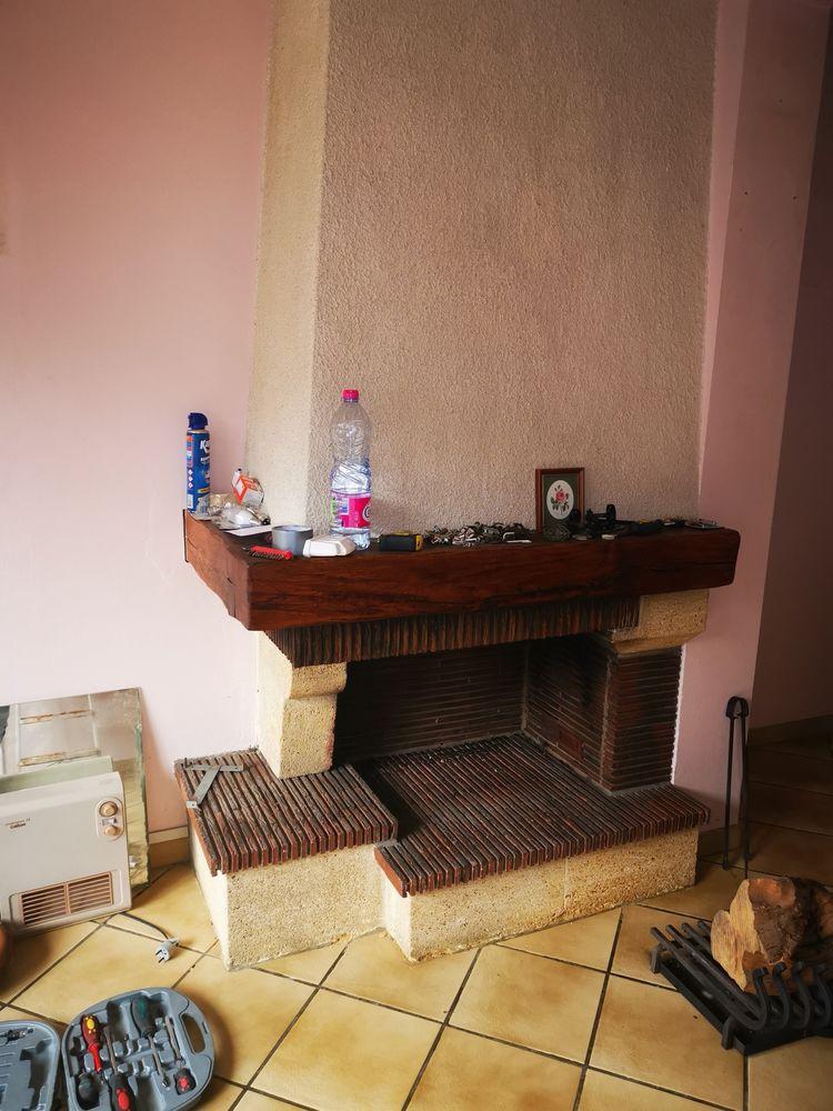 cheminée feu de bois démontée avec accessoires 0 Saint-André-lez-Lille (59)