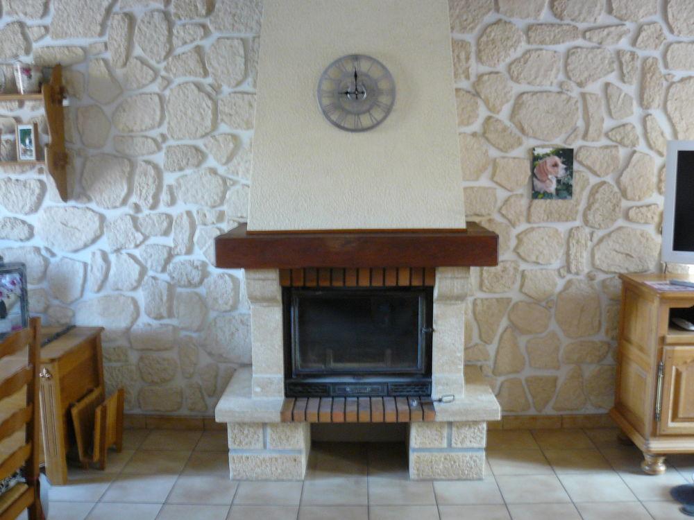 cheminée complète avec insert 1000 Saint-Germain-sur-École (77)