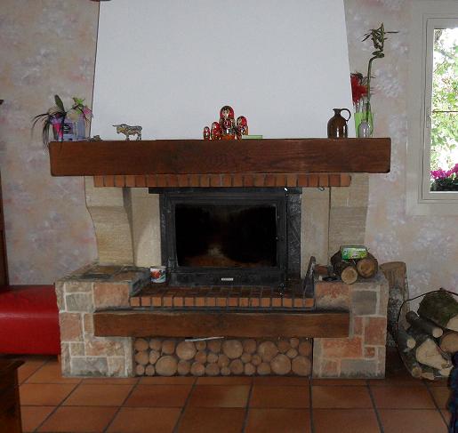 Achetez chemin e philippe occasion annonce vente annoix 18 wb149690793 - Vitre insert cheminee ...