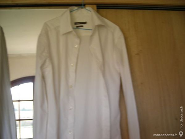 chemise blanche 5 Laventie (62)