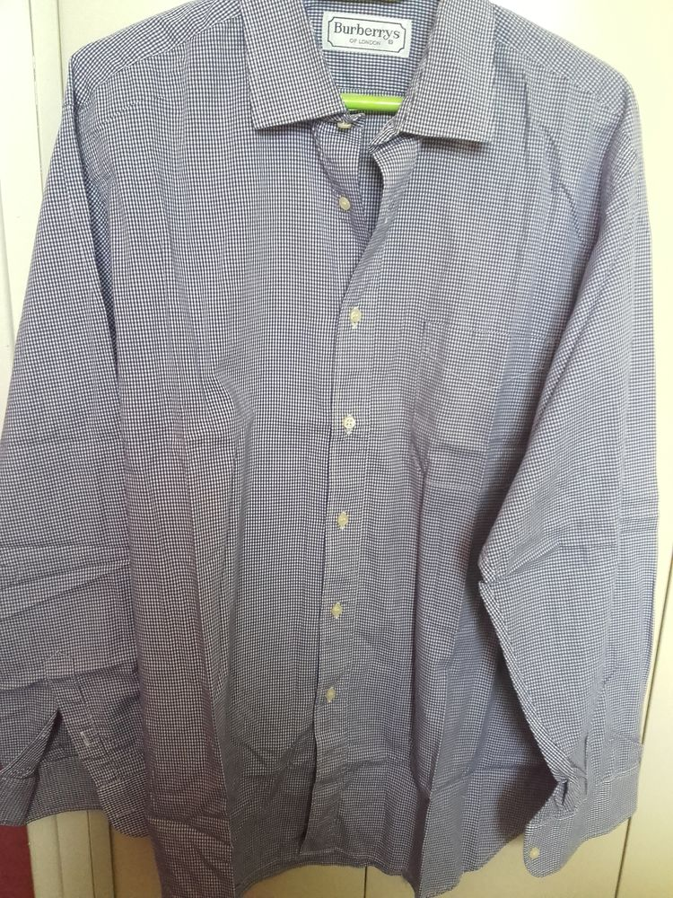 chemise burberrys taille 42 12 Le Grand-Quevilly (76)