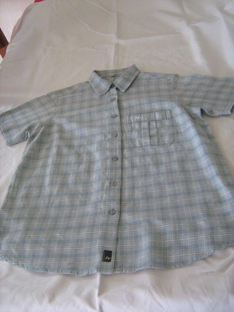 Chemise à carreaux bleus 4 Cannes (06)