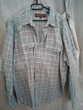 Chemise à carreaux   Harbour City    Savigny-sur-Orge (91)