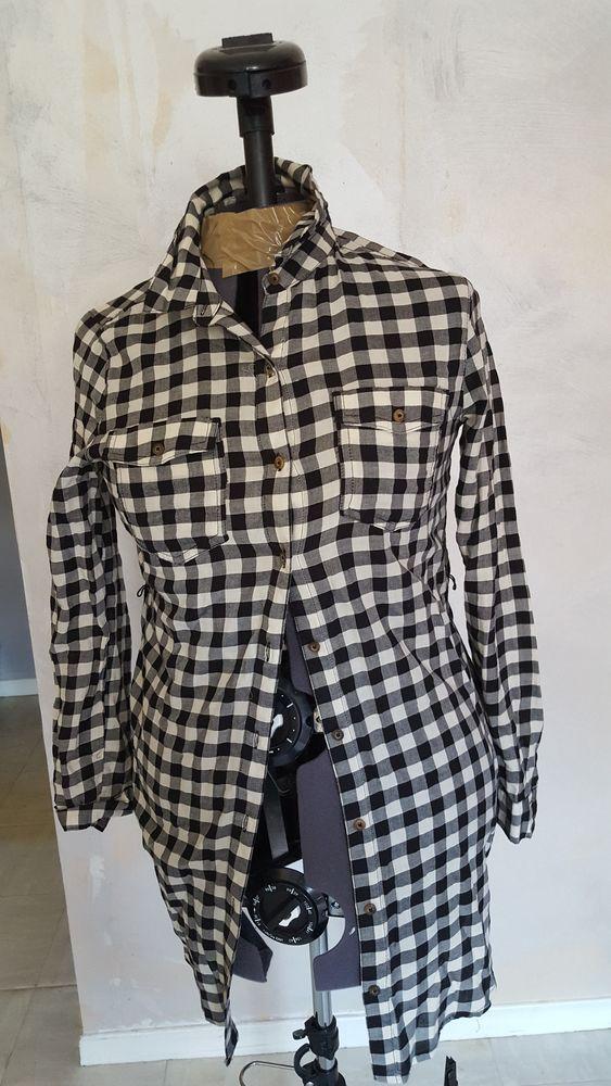 chemise  à carreaux 10 Tournan-en-Brie (77)