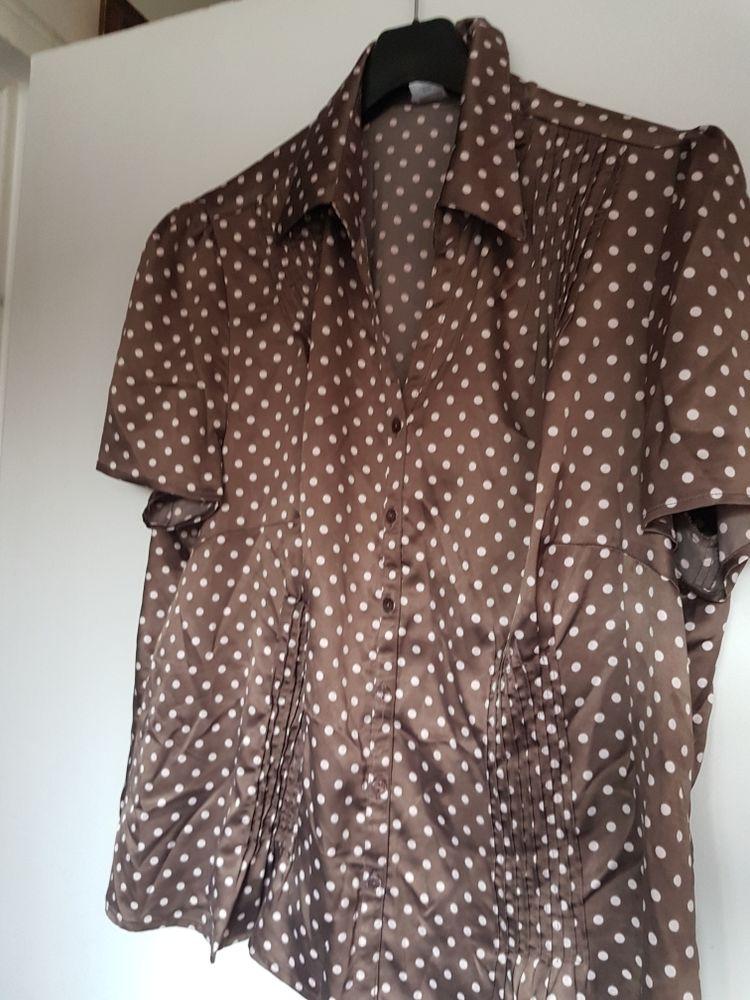 chemise et débardeur 15 Nanterre (92)