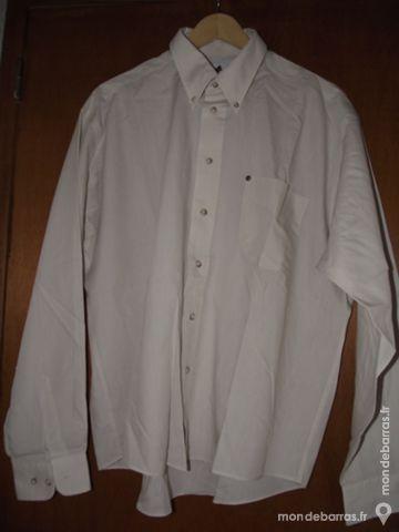 chemise  encolure 41 3 Vinezac (07)